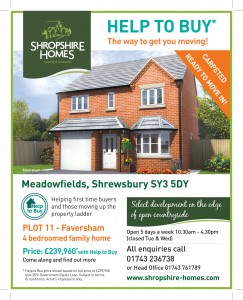 Meadowfields Ad 1st Feb 16
