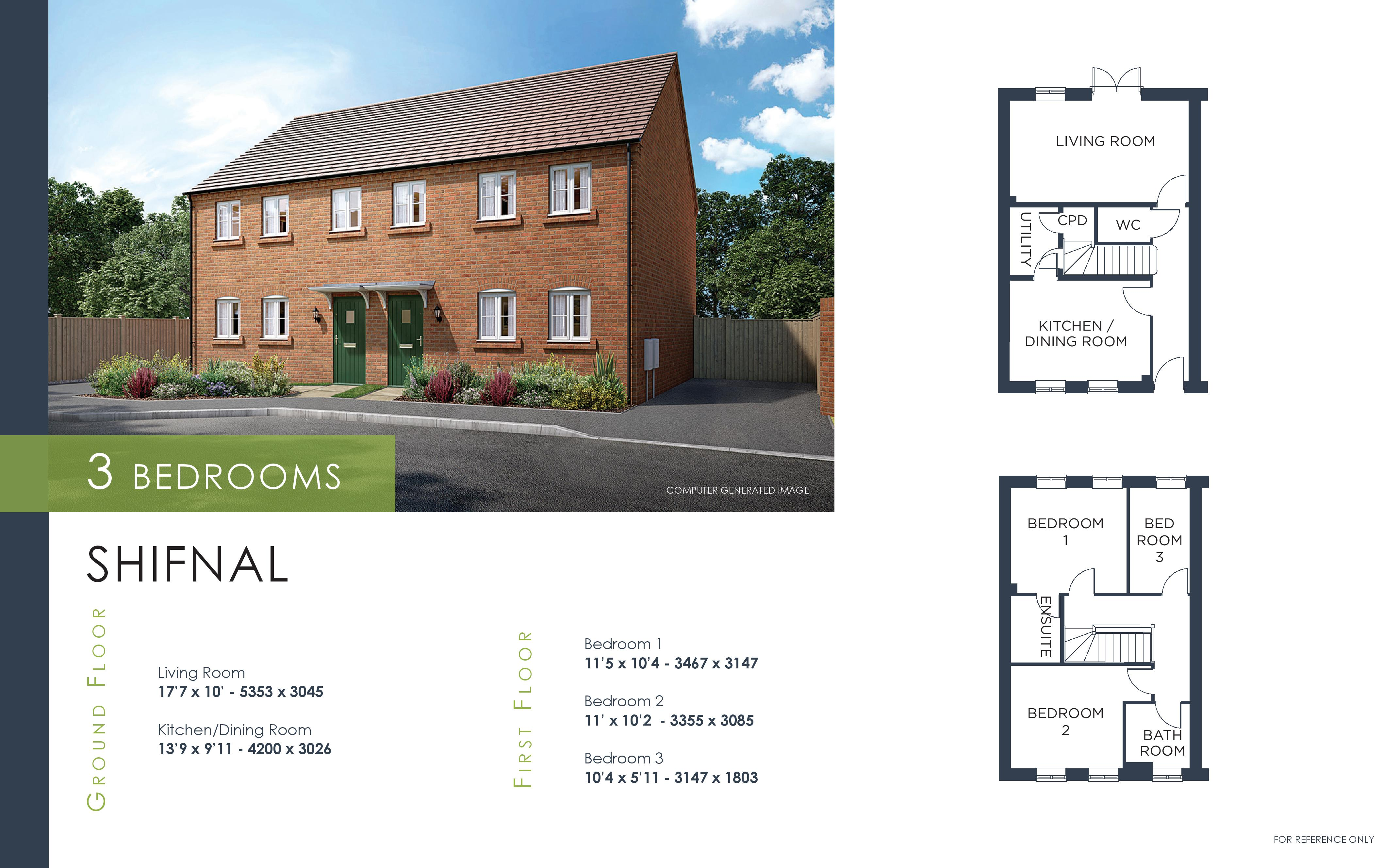 Shifnal Floor Plan