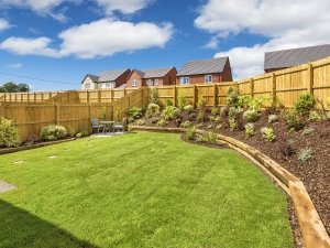 Hanwood show home