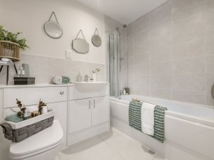 Show home shropshire homes