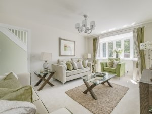 Grasmere Show Home - lounge