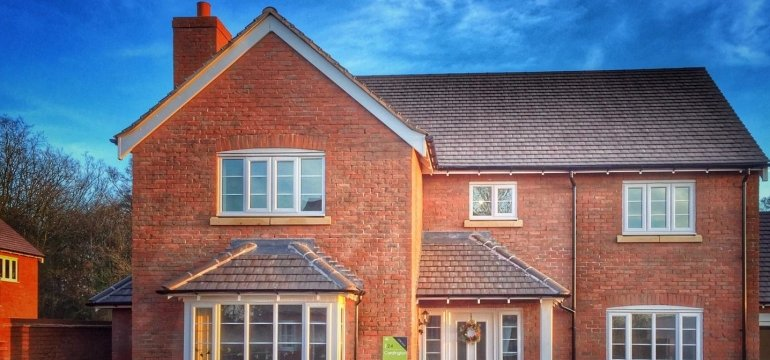 4 bed house tibberton shropshire homes