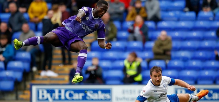 Soccer - League One - Tranmere Rovers v Shrewsbury Town