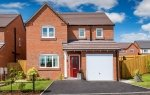 hanwood heights show home