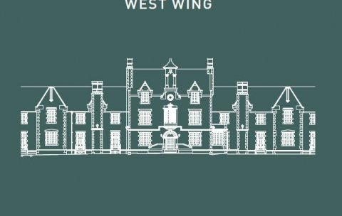 west wing leighton park