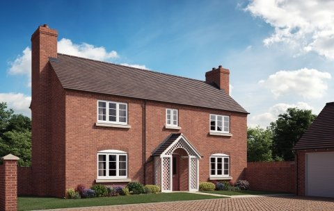 The Agent's House Shropshire Homes
